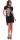 Religion Damen Kleid Damenkleid Dress Partykleid Shirt Cruzified B131CFD34