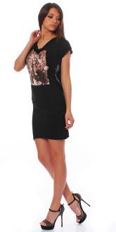 Religion Damen Kleid Dress Damenkleid Partykleid T-Shirt...