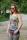 Cipo & Baxx Damen T-Shirt Top CBW 2289 S weiss