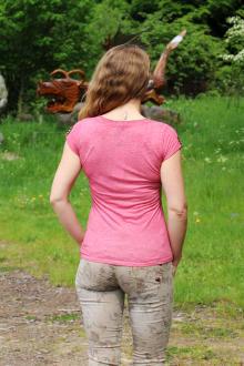 Red Bridge Damen T-Shirt Top RBW 2010 XS