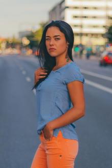 M.O.D Damen Bluse BL080