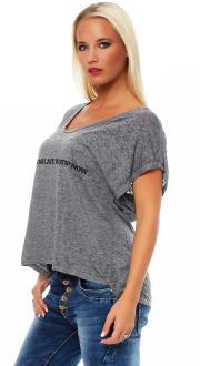 Local Celebrity Damen T-Shirt TOO LATE  Größe L