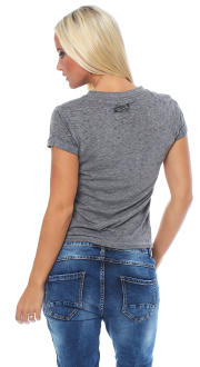 Local Celebrity Damen T-Shirt MEAN PEOPLE Größe S