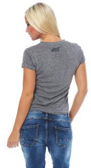 Local Celebrity Damen T-Shirt MEAN PEOPLE Größe M