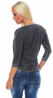 Local Celebrity Damen T-Shirt RARE BREED Größe M