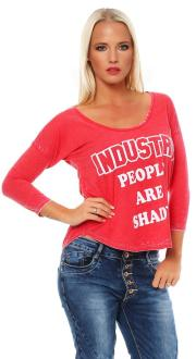 Local Celebrity Damen T-Shirt INDUSTRIE PEOPLE