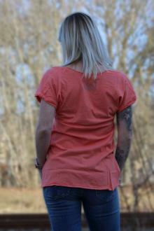 Local Celebrity Damen T-Shirt IM A KEEPER Größe S