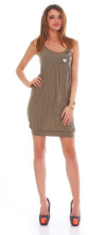M.O.D Damen Kleid Dress DR065