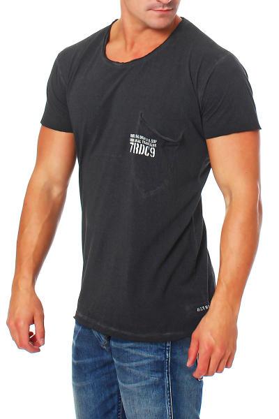 RioRim Herren T-Shirt Ogima black L