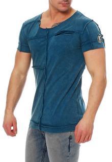 RioRim Herren T-Shirt Kosuni ocean M