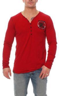 RioRim Herren T-Shirt Langarmshirt Longsleeve Shirt ATOHI...