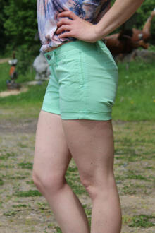 M.O.D Damen Hotpants Shorts dalia