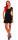 all about eve Damen Kleid Sommerkleid schwarz M (10)