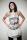 Religion Damen T-Shirt Top Dress BIKER SKULL B134BSD51 M