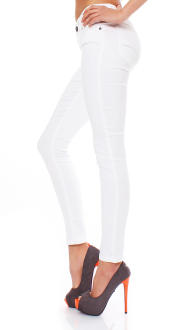 SCORPION BAY Damenjeans Stretch Jeans PANT TWILL WPT2930