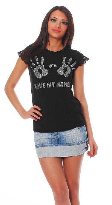 Relish Damen T-Shirt Shirt Pandem