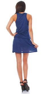 Scorpion Bay Damen Kleid Dress Strandkleid Sommerkleid WD2965 weiß XS