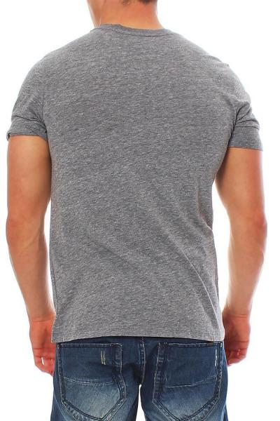 Local Celebrity Herren T-Shirt Shirt Kurzarm MAKE M100-LOC2693-HGR