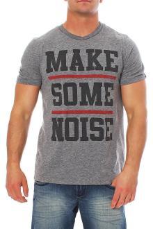 Local Celebrity Herren T-Shirt Shirt Kurzarm MAKE M100-LOC2693-HGR Größe M