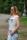 Local Celebrity Damen T-Shirt Shirt Top Kurzarm WEEKEND W250-LOC2742-PPK Größe S