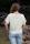 Local Celebrity Damen T-Shirt Shirt Top Kurzarm SMOO W500-LOC2748-PYL