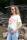 Local Celebrity Damen T-Shirt Shirt Top Kurzarm SMOO W500-LOC2748-PYL Größe S