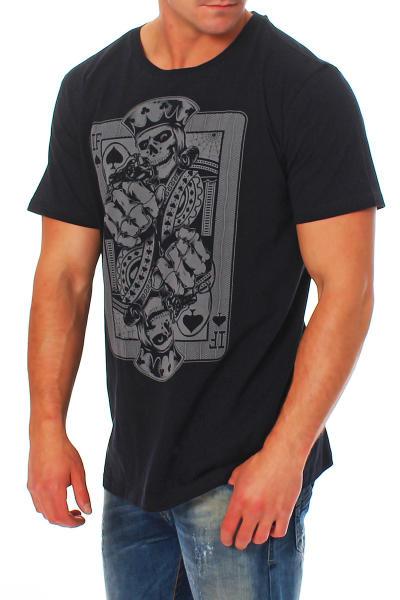 Iron Fist Herren T-Shirt  GAMBLER SS TEE