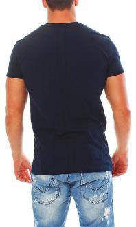Religion Herren T-Shirt Shirt CRAZY CREW NECK-  B2215CSF15 L